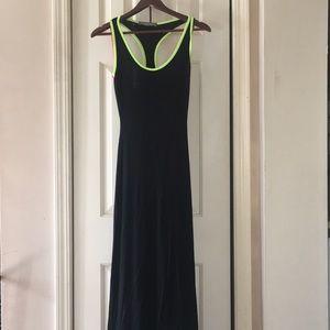 Finn & Clover maxi dress, size small